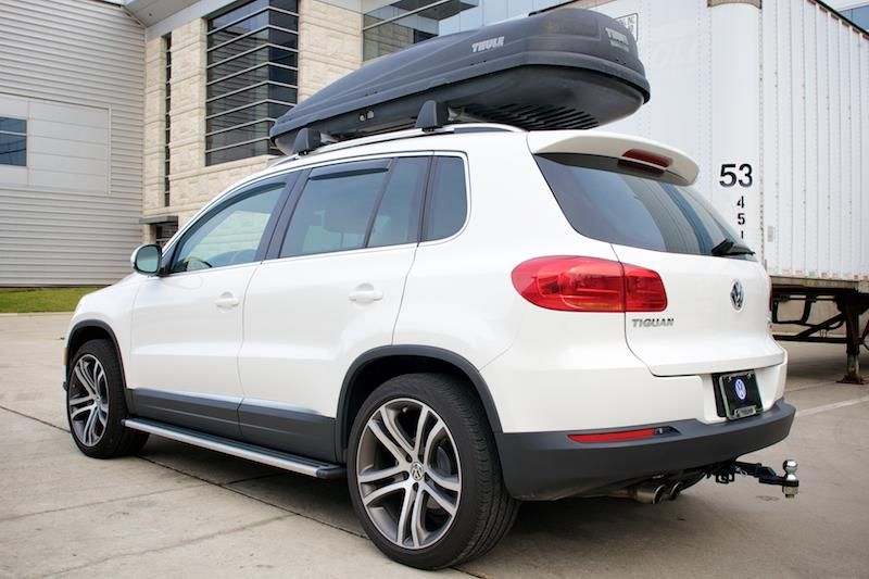 Diagram Trailer Hitch Receiver Kit (5N0092135) for your 2018 Volkswagen Atlas